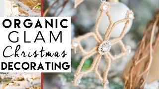 Christmas Decorating Ideas  - Glamorous Christmas Decorations