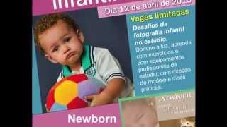workshop Fotografia infantil e newborn 2015