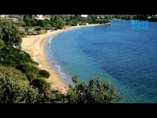 Skiathos, Greece - Agia Paraskevi Beach - AtlasVisual