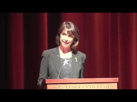2015 Wellesley College Alumnae Achievement Award Ceremony