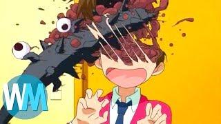 Top 10 der lustigsten Tode im Anime
