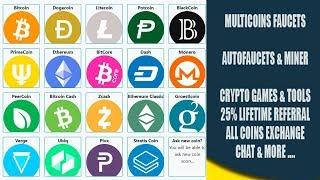 Allcoins - 19 Криптовалют | Автокран | Обзор и Вывод.
