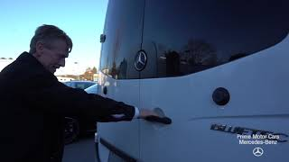 2013 Mercedes-Benz Sprinter 2500 Cargo 144 WB BlueTEC® video review with Roger