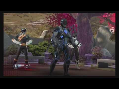 Ludi Lin vs. Jason David Frank, Power Rangers: Legacy Wars at Unity GDC 2017 Keynote