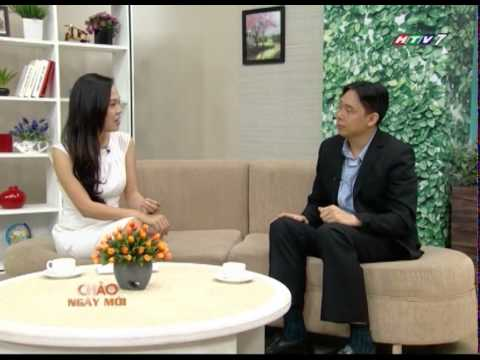 [Adam Khoo Education]  - HTV7 - Talkshow Chiến lược dạy con của Adam Khoo.