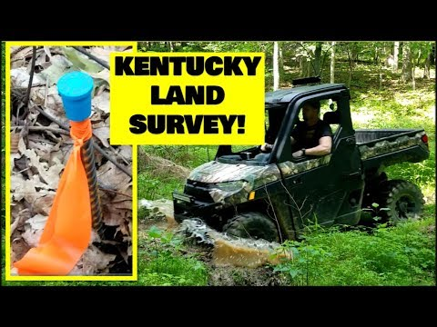 Kentucky Land Survey And Polaris Ride! What You Need To Know About Property Surveys!
