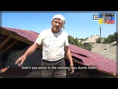[+21] Тяжелые кадры преступлений ВСУ на Донбассе в 2014 году
