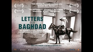 Letters From Baghdad Trailer