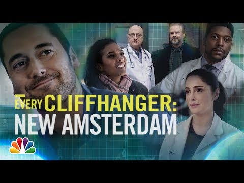 The Last 5 Minutes of Every Season 1 Episode - New Amsterdam (Compilation)