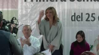 Arranca Gobernadora Primera Semana Nacional de Vacunación 2017 1