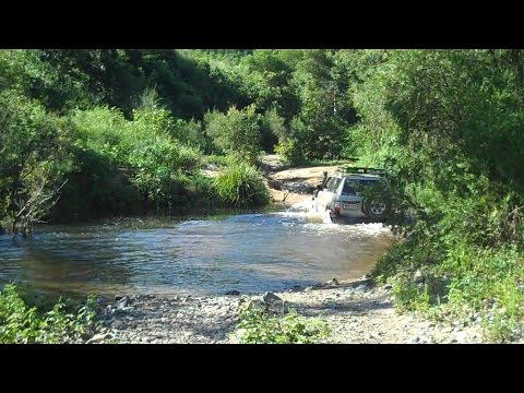 Woodford to Kenilworth 25th January 2015 Brisbane QLD 4x4 4WD