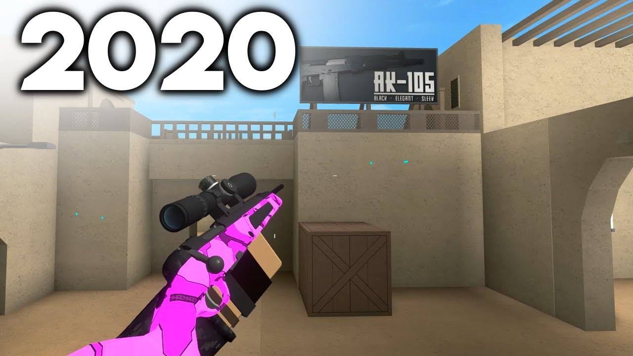 Phantom Forces in June 2020