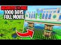 I Survived 1 000 Days In Hardcore Minecraft FULL MOVIE mp3