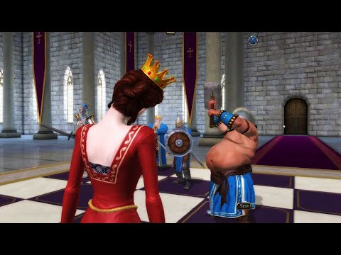 Battle Chess Game of Kings   ROOK vs QUEEN  