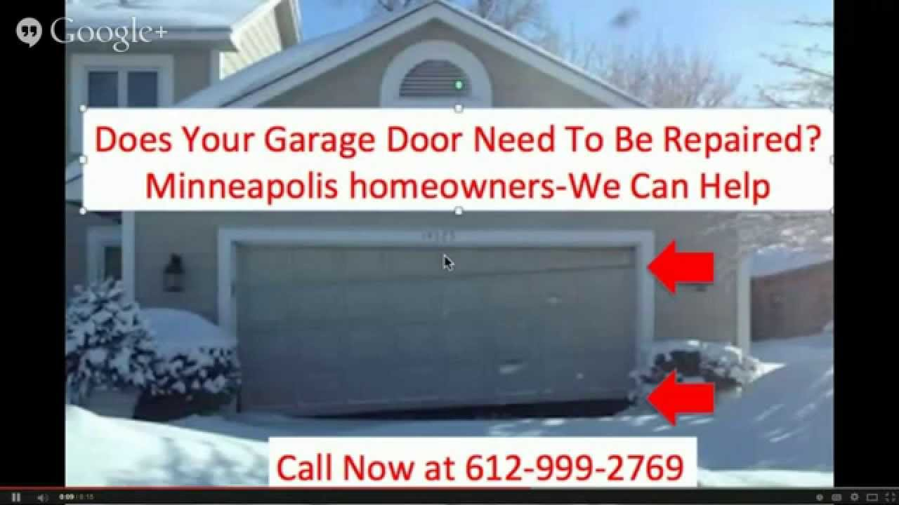 Garage Door Repair | Minneapolis MN | 612 999 2769 | Garage Door Repair  Minneapolis Minneapolis G.