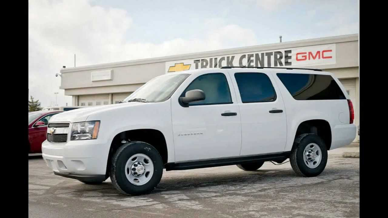 2013 Chevrolet Suburban 2500 Commercial 4×4 in Newmarket ...