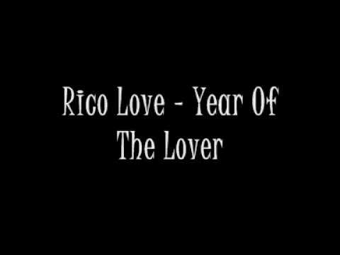 Rico Love - Year Of The Lover (Lloyd Demo)
