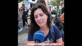 Les Marseillais sous le choc après la disparition de Bernard Tapie