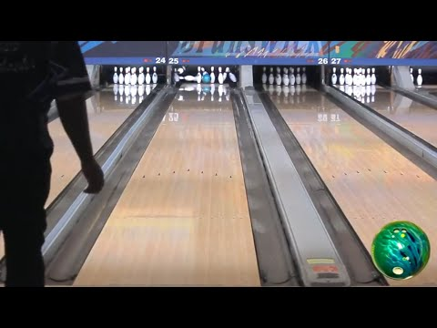 Brunswick Rhino Cobalt/Aqua/Teal Bowling Ball Review