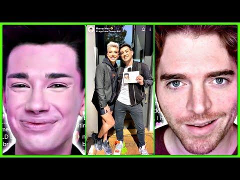 Shane Dawson & James Charles DRAMA! thumbnail