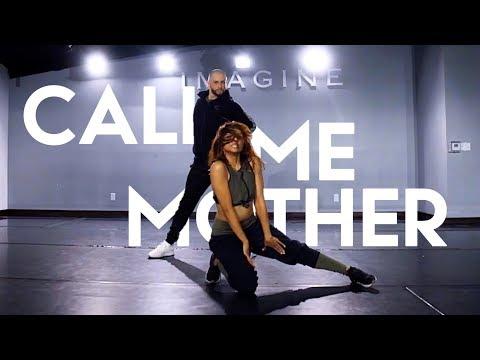 RuPaul - Call Me Mother feat Kat Graham | Brian Friedman Choreography | Millennium