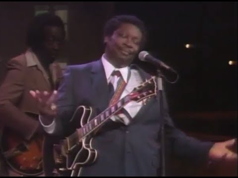 B.B. king, James Brown & Michael Jackson - Live - 1984