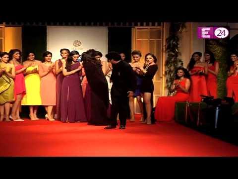 Nargis' oops moment at India Bridal Fashion Week
