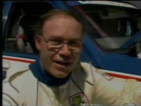 Bathurst 1985 - Allan Moffat  Test Driving Brockies '05' Commodore.