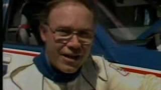 Bathurst 1985 - Allan Moffat  Test Driving Brockies '05' Commodore.