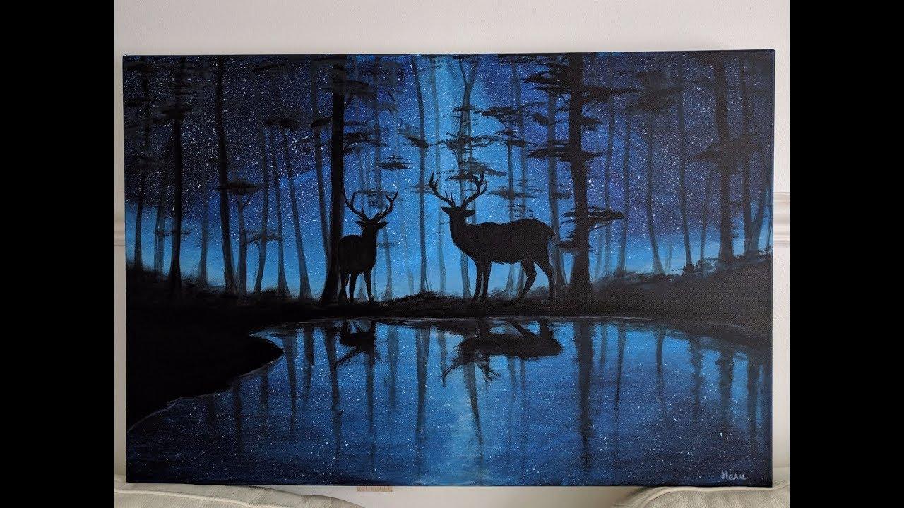 Background Idea For Landscape Painting