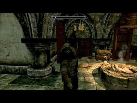 how to buy a house in whiterun ps3
