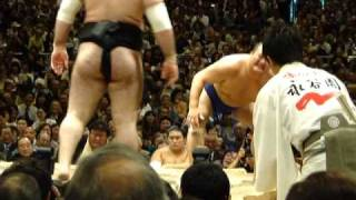 Sumo Wrestler TAKAMISAKARI 2009
