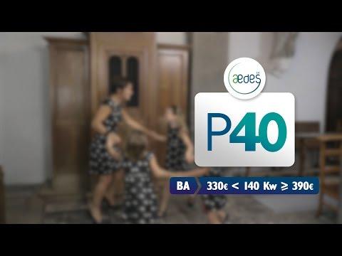 P40 - Autoverzekering voor de 40+ers !