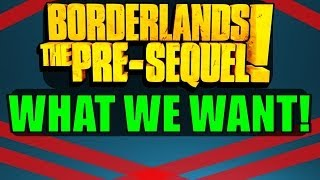 Borderlands The Pre-Sequel: 3 Changes we NEED!