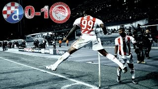 "Dinamo Zagreb 0 - 1 Olympiacos FC • ""We Keep on Dreaming!"" 