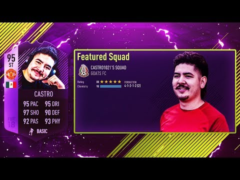 I'M IN THE GAME FIFA 18 Ultimate Team