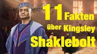 11 FAKTEN über Kingsley SHAKLEBOLT