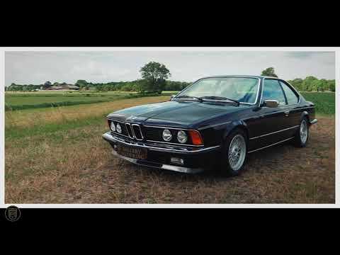 BMW 635 CSI E24 - 1987 | GALLERY AALDERING TV