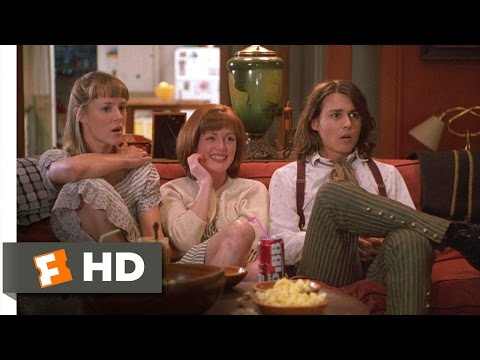 Benny & Joon (6/12) Movie CLIP - Prom Queen Mutilator (1993) HD