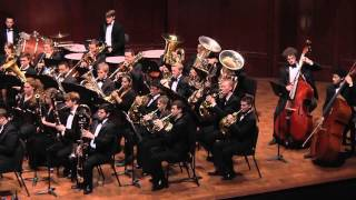 UMich Symphony Band - Richard Wagner - Elsa's Procession to the Cathedral (1850)
