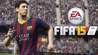 FIFA 15 New Features ft. Living Pitch, New Skill Moves and Gameplay Thoughts
