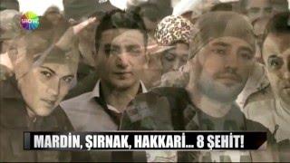 Mardin, Şırnak, Hakkari... 8 Şehit!