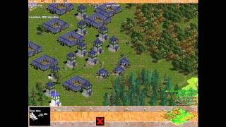 rider vs praetorian cho tourn game 2 age of empires gameplay aoe ror