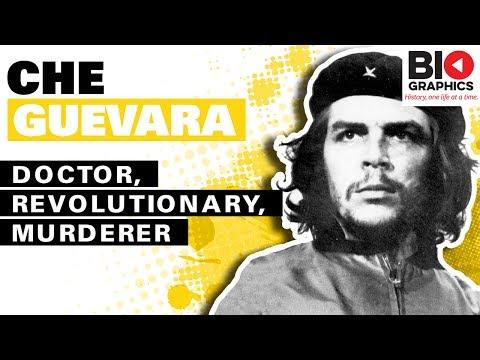Che Guevara: Doctor, Revolutionary, Murderer