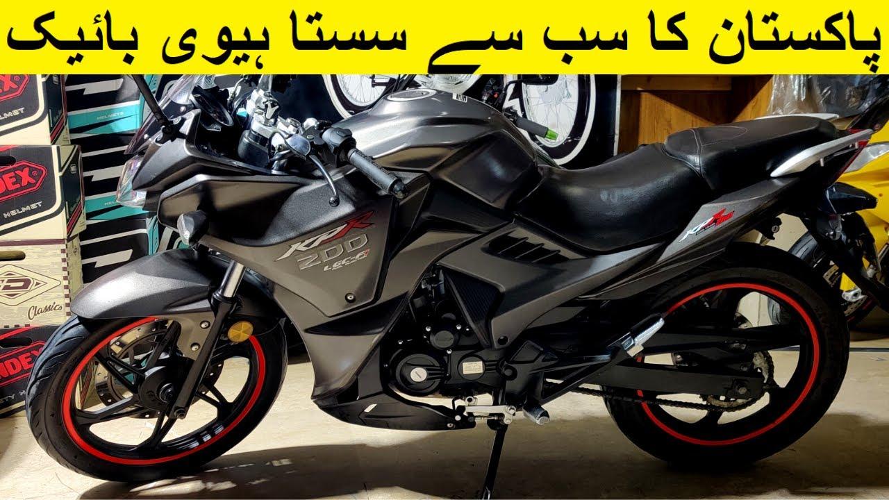 Zxmco Kpr 2020 Review Top Speed Best 200cc Bikes In Pakistan Pk