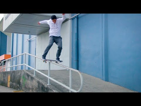 My City - Heredia, Costa Rica - Kervin Miranda | Volcom Skate