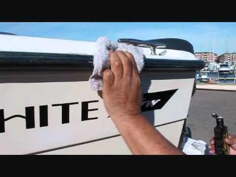 Boat Fender Restoration Youtube
