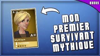 THE FIRST MYTHICAL SURVIVANTS! - Bonus Episode l Save the World - Fortnite