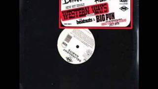 Download Delinquent Habits Ft. The Beatnuts & Big Pun- Western Ways (Part 2) [Instrumental] MP3 song and Music Video