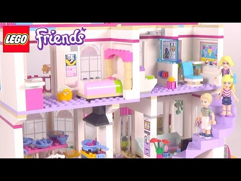 LEGO Friends Stephanie's